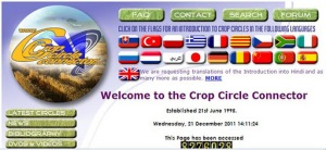 CROP CIRCLE CONNECTOR