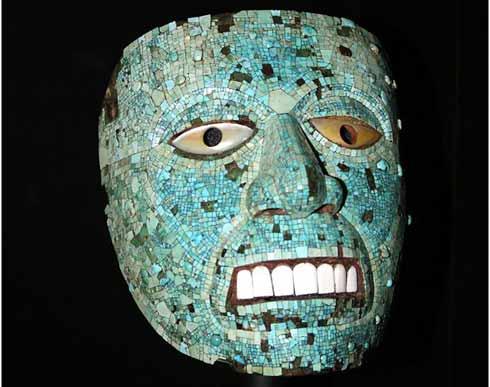Mayas Mascaras de Jade Máscaras de Jade Mayas se